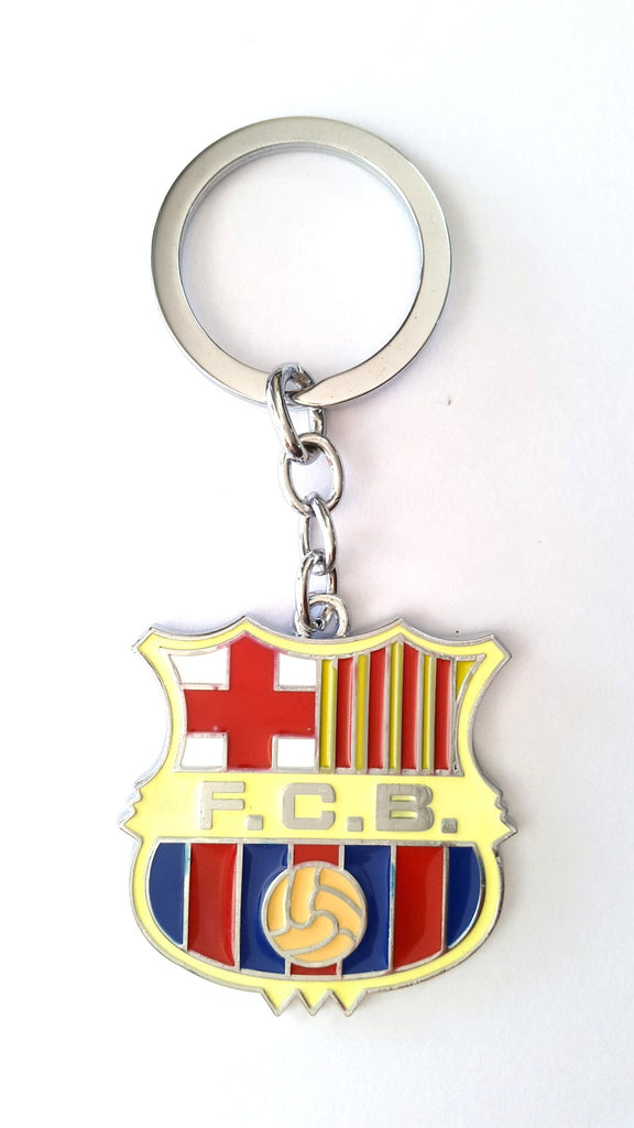 FC Barcelona Official EUROPE Metal Key Chain - Key Chains - SharePyar