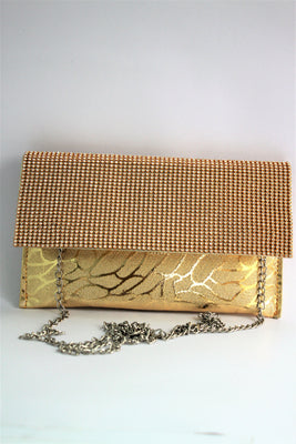 Golden Clutch - Wallets - SharePyar