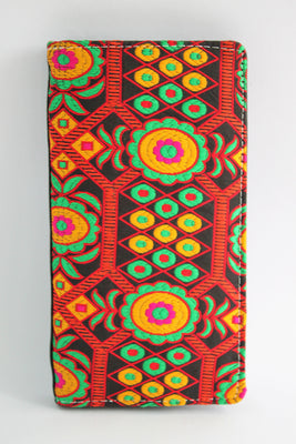 Multicolored Embroidery Wallet - Wallets - SharePyar