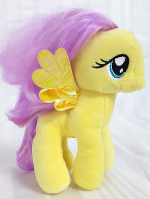 My Little Pony Cute Stuffed Plush Toys 7.8 inch- Fluttershy - Plush Toy - SharePyar