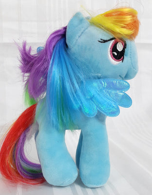My Little Pony Cute Stuffed Plush Toys 7.8 inch- Rainbow Dash - Plush Toy - SharePyar