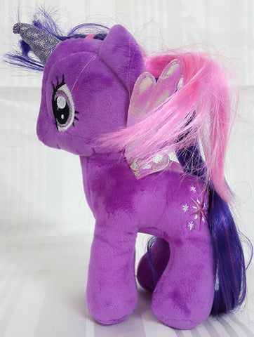 My Little Pony Cute Stuffed Plush Toys 7.8 inch- Twilight Sparkle - SharePyar - 1