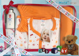 Newborn Baby 6 Piece Gift Set for Baby Girls - Baby Gift Set - SharePyar