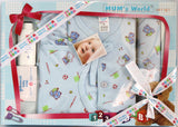 Newborn Baby Gift Set, Baby Boy, 6 Piece Set - SharePyar - 3