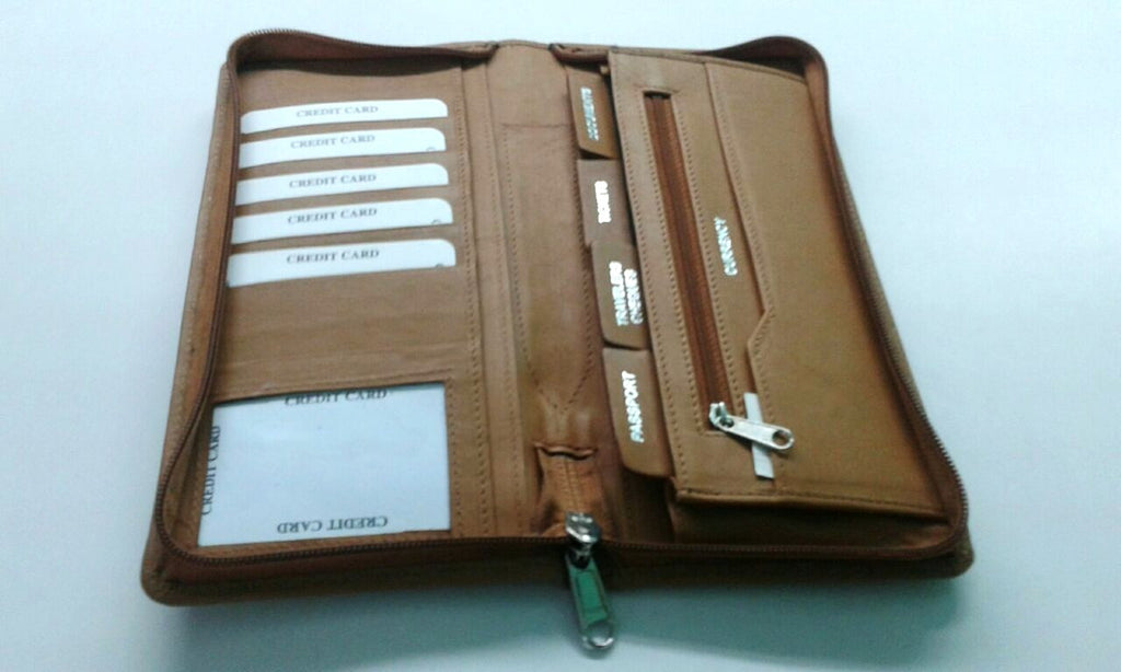 Passport-Travellers Check-Currency-Cards Holder - SharePyar - 1
