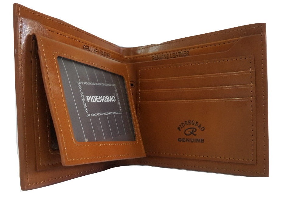 Pidengbao Designer leather wallet - Wallets - SharePyar