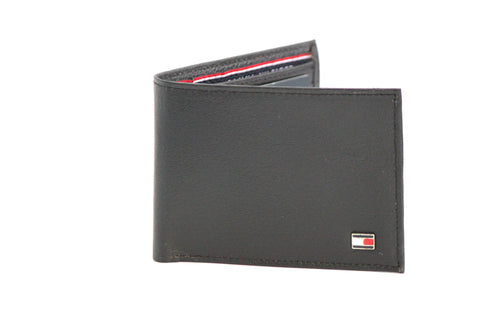 Tommy Hilfiger Men's Leather Wallet - SharePyar - 1