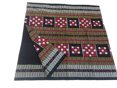 Bichitrapuri Sambalpuri Silk Saree