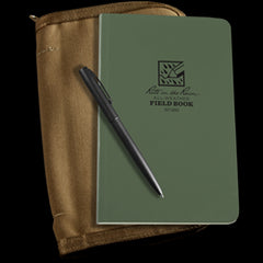 Rite In The Rain Field Kit (Tan Cover, ODG Notebook)