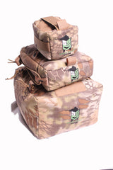 Sand Sock Gear Rifle Rest Kryptek Highlander Set - Shooting Bags