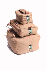 Sand Sock Gear Rifle Rest Bag Set Coyote Tan