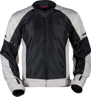 Air Pro Summer Motorcycle Jacket With Mesh Panels