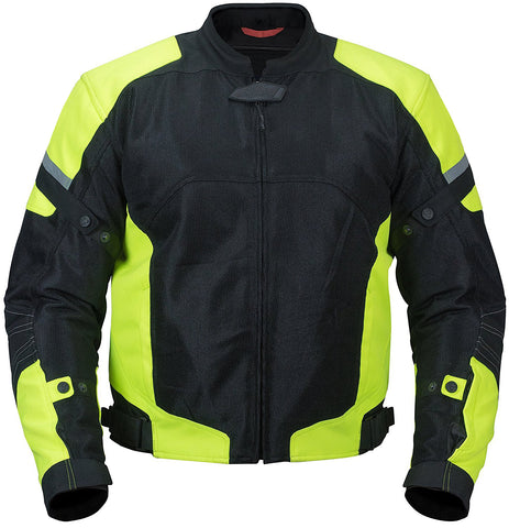 Image of Strike Summer Jacket With Hi Viz Panels