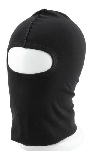 Black Balaclava Neck Warmer