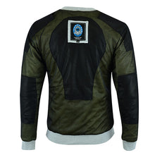 Load image into Gallery viewer, Johnny Reb 'hume' Kevlar® Fleece Crew-Black