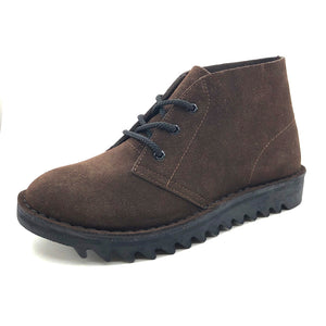 Original Rollers 3 Eye Desert Boots -Harley Brown Suede-NEW In Stock Now!
