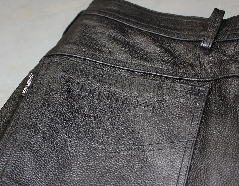 Premium Grade Leather Pants