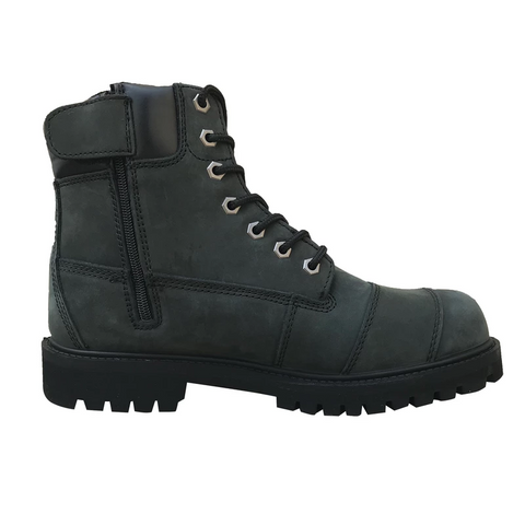 Image of Johnny Reb Rumble Boots-Black