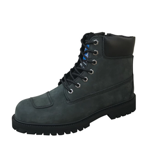 Johnny Reb Rumble Boots-Black