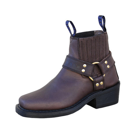 Genuine Johnny Reb Boots Choc-JR30100