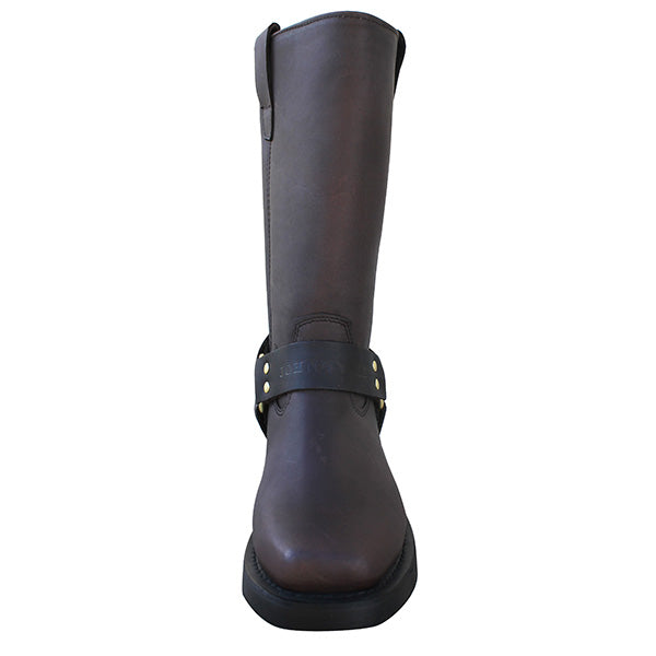 Genuine Johnny Reb Classic Long Boots Brown-JR30200