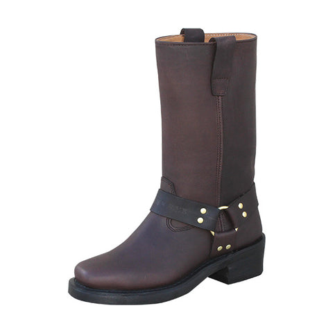 Image of Genuine Johnny Reb Classic Long Boots Brown-JR30200