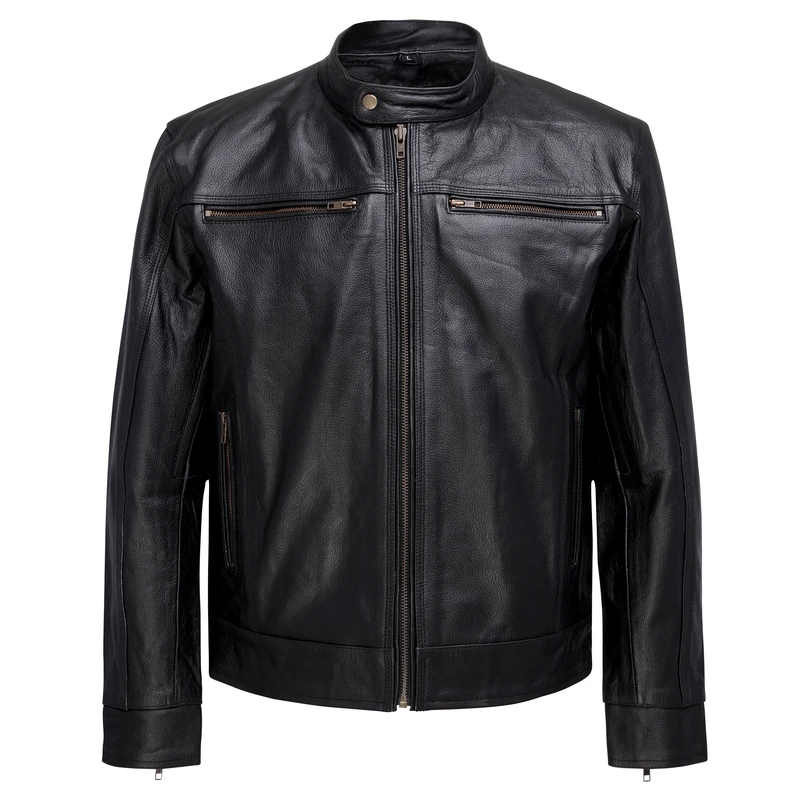 Men's Great Ocean Leather Jacket