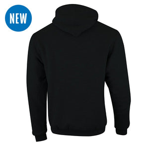 Johnny Reb 'hume' Kevlar® Fleece Hoodie-Black