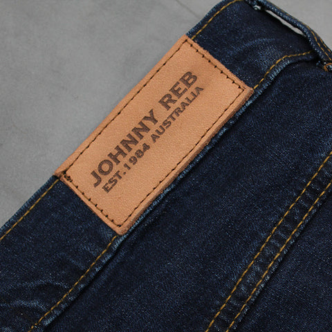 Image of Johnny Reb Classic Fit Blue Protective-Jeans