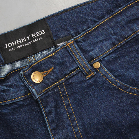 Image of Johnny Reb Classic Fit Blue Kevlar®Jeans
