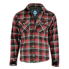 Load image into Gallery viewer, Johnny Reb 'waratah' Plaid Kevlar® Shirt