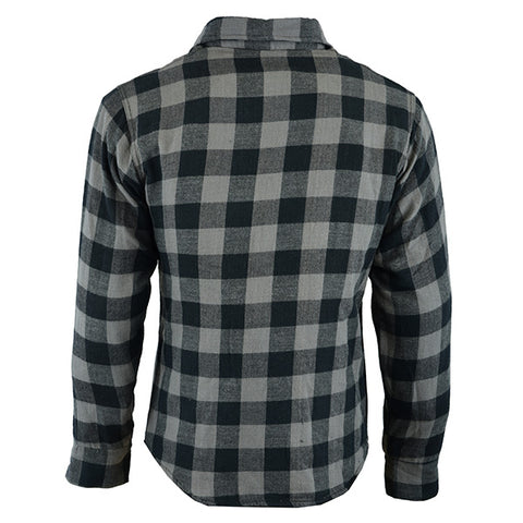 Image of Johnny Reb 'waratah' Plaid Kevlar® Shirt