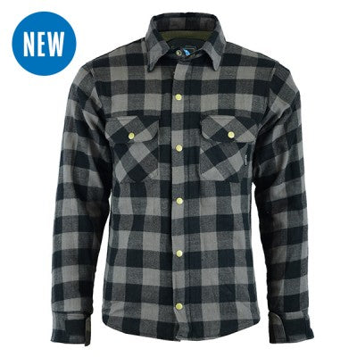Johnny Reb 'waratah' Plaid Kevlar® Shirt