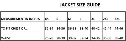 Ladies Textile Jacket-Cindy-Size 2XL Only