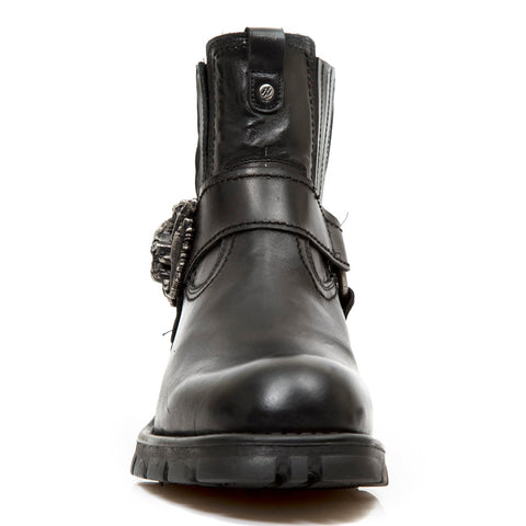 Image of New Rock Motorcycle Collection Motorcycle Boots-M.7633-S1