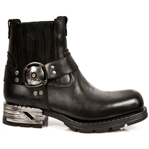 New Rock Motorock Collection Motorcycle Boots-MR007-S1