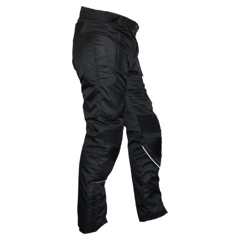 Textile Motorcycle Pants With Removable Liner And CE Protectors-Orion