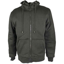 Load image into Gallery viewer, DUPONT™Kevlar Motorcycle Hoodie And Removable Protectors