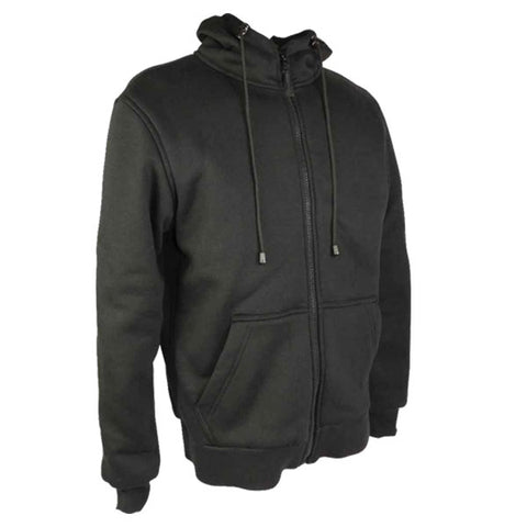 DUPONT™Kevlar Motorcycle Hoodie And Removable Protectors