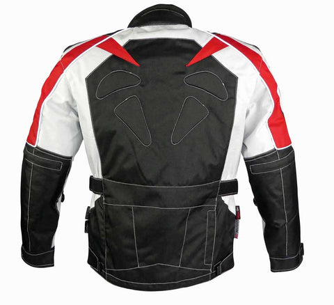 Childrens Textile Motorcycle Jacket-10-12 Yr Old-Last One Left