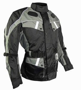 Classic Touring Jacket With Multiple Air Vents-Knight
