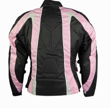 Load image into Gallery viewer, Ladies Textile Jacket-Cindy Pink