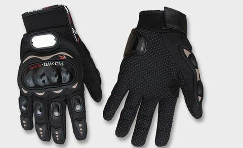 Image of Full Finger Motorcycle Glove Size 2XL