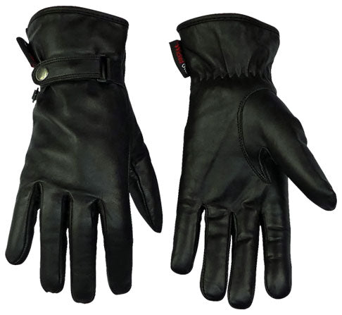 Ladies Soft Nappa Leather Riding Glove