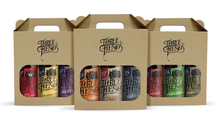 Three Fiends Gift Packs - Three Fiends Brewhouse