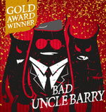 Bad Uncle Barry West Coast Pale Ale 4.2% Case - Three Fiends Brewhouse