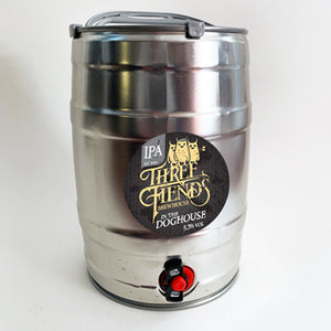 In The Dog House IPA 5.3% 5 Litre Mini Keg