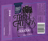 Voodoo Stout 6.0% Case - Three Fiends Brewhouse
