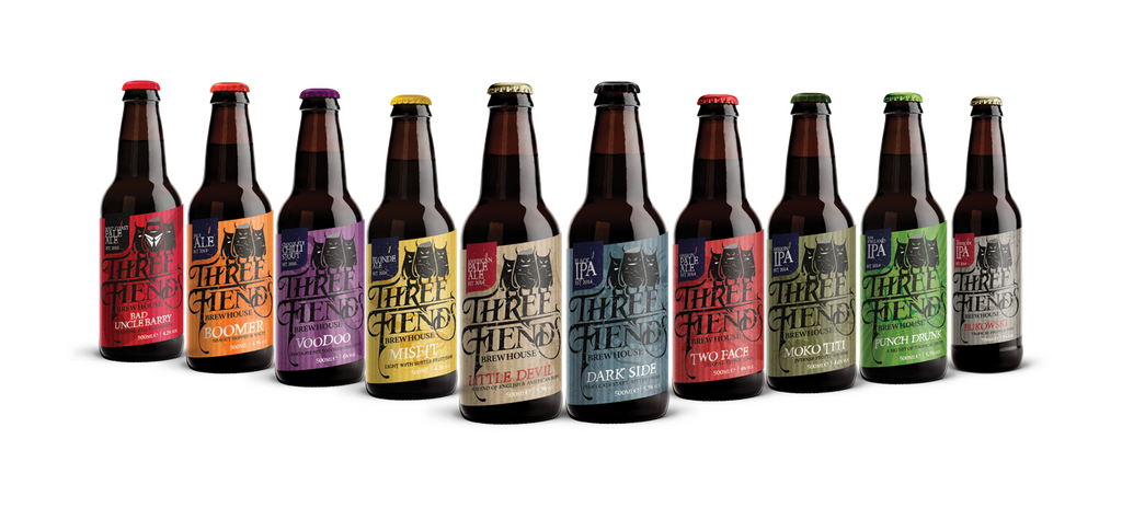 Mixed Box Of 12 Beers - Three Fiends Brewhouse