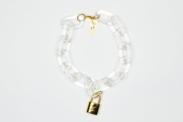 Chokehold Thicker LV Necklace
